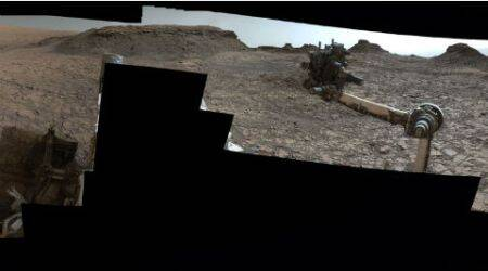 NASA, Curiosity rover, mars, Red Planet, Nasa Mars, Curiosity rover Mast Camera, Murray formation, science, technology, technology news