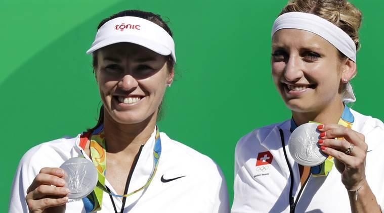 Martina Hingis, Martina Hingis Switzerland, Martina Hingis women doubles, Rio 2016 olympics, Rio games, Sports news, Sports