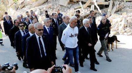 Italy earthquake, esarthquake in italy, Italian President Sergio Mattarella, Sergio Mattarella, latest news, latest world news