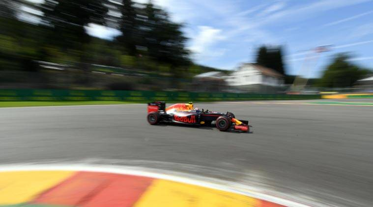 Max Verstappen went fastest in Friday's afternoon session. (Source: AP)