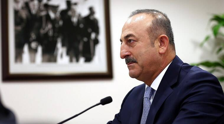 Turkish foreign minister , turkey, turkey germany, Mevlut Cavusoglu, Mevlut Cavusoglu germany, Mevlut Cavusoglu turkey, latest news, latest world news