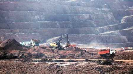 non-coal mine, non-coal mineral block, non-coal mine auction, pe, business news, india news, nation news, national news, indian express