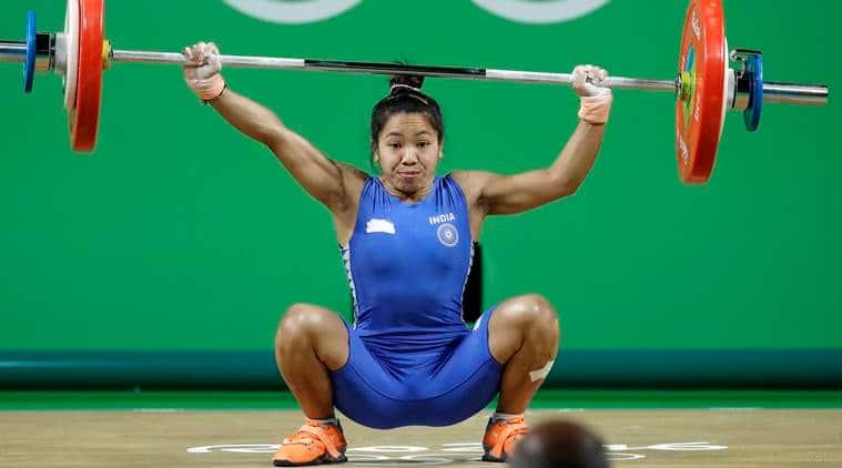 mirabai chanu, weightlifting, women's weightlifting, mirabai chanu india, india mirabai chanu, rio olympics, rio 2016, rio 2016 olympics, olympics results, sports