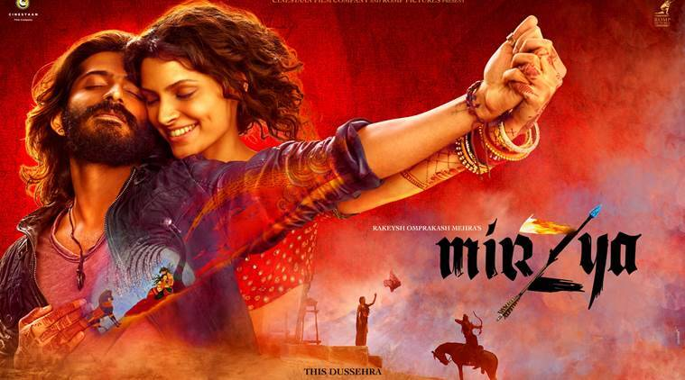 Mirzya, Harshavardhan Kapoor, Saiyami Kher, Gulzar, Daler Mehendi, Mirzya movie, Mirzya star cast, Mirzya release date, Mirzya news, Mirzya latest news, Mirzya first song, Mirzya sll songs, entertainment news