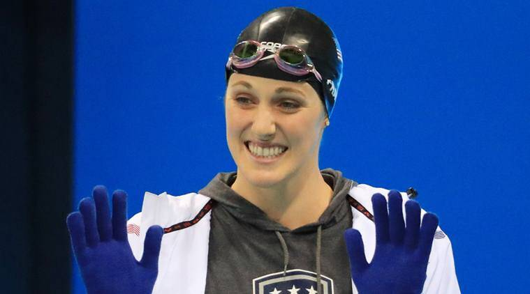 Rio turns into an Olympic-sized disappointment for Missy Franklin | The Indian Express