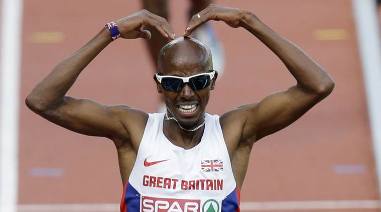 Mo Farah, Farah, 2014 London Marathon, Alberto Salazar, London marathon, UK Athletics, supplement, sports news, Indian Express
