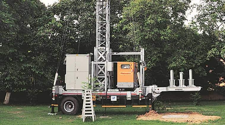 Chandigarh, Punjab News, Chandigarh news, Reliance mobile towers, Reliance mobile towers in Chandigarh, Reliance mobile towers Punjab, India news, Latest news