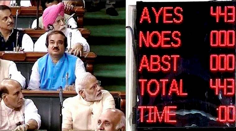 gst, gst bill, gst bill passed, goa, gst bill goa, goa gst bill august 31, goa assembly session gst, gst bill tax rate, gst tax rate, consitutional amendment bill, gst bill states, india news