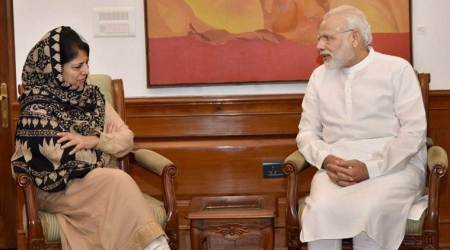 Special status for J&K: Mehbooba Mufti meets PM Modi, says happy with assurance