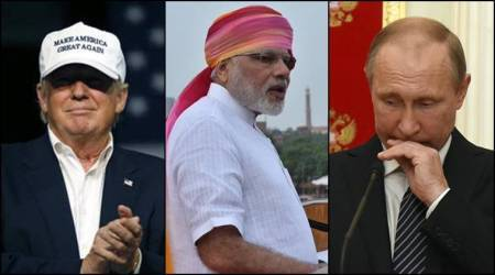 Modi, Putin, Trump among TIME's most influential people's list