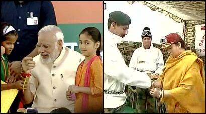 Raksha Bandhan: From PM Modi to Smriti Irani, how politicos celebrated the festival