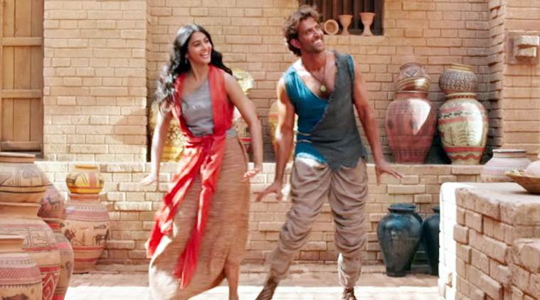 Mohenjo Daro box office, Mohenjo Daro box office collection, Hrithik Roshan, Pooja Hegde, Hrithik Roshan image