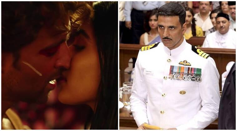Mohenjo Daro, Rustom, Mohenjo Daro leaked, Mohenjo Daro movie leaked, Rustom leaked, Rustom movie leaked, Mohenjo Daro hrithik roshan, hrithik roshan, Hrithik Roshan pooja hegde kiss, Rustom Akshay Kumar, Akshay Kumar, Rustom scenes leaked, Mohenjo Daro kissing scene, Mohenjo Daro kiss, Mohenjo Daro leaked scene, Entertainment, bollywood
