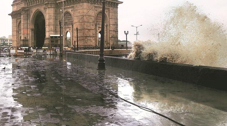 mumbai, mumbai news, mumbai water, mumbai lakes, lakes in  mumbai, mumbai lake water, indian express news