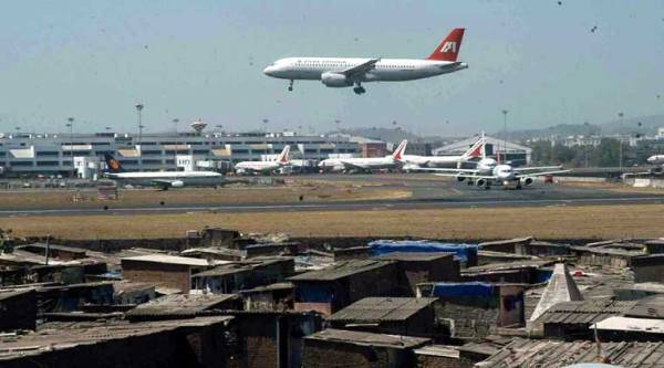 Mumbai, Mumbai airport, mumbai international airport, mumbai airport expansion, Mumbai villagers, Latest news, indian express, latest news, india news