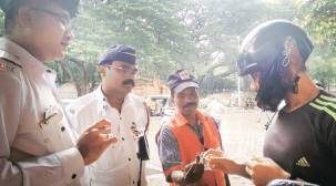 Mumbai: Traffic Police to visit five-time offenders' house forfine