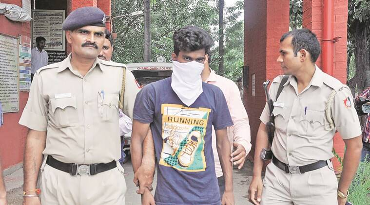 chandigarh men Two-and-a-half years after abducting and raping a 17-year-old mauli jagran girl, five men were sentenced to 25 years rigorous imprisonment here on tuesday.