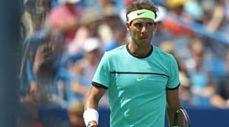 Rafael Nadal, Nadal, Rafael Nadal Spain, Rafael Nadal vs Borna Coric, Nadal vs Coric, Nadal fitness, Cincinnati, Tennis news, Tennis