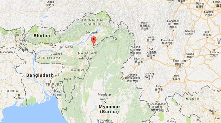 Targeting nscnk camp army entered myanmar the indian express myanmar nscn indian army myanmar indian army burma militant attack nscn gumiabroncs Images
