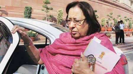 manipur elections 2017, manipur polls, manipur elections, Manipur Governor, Najma Heptulla, second phase polling, polling second phase, second phase voting, indian express news, india news, elections updates