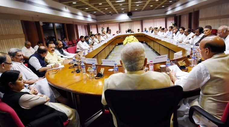 BJP, Congress, NCP, JDU, NOTA, RTI, Indian politics, Indian Express India news, Indian express politics