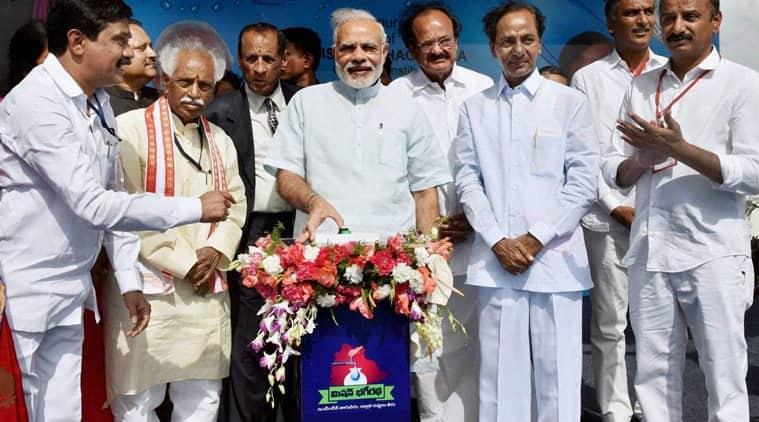 narendra modi, telangana, narendra modi telangana, modi telangana, telangana CM, K Chandrasekhar Rao, india news
