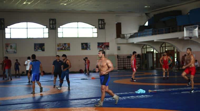 Narsingh Yadav, narsingh yadav doping, Narsingh yadav dope case, SAI hostel news, SAI hostel mess, NADA, Rio 2016 Olympics, Sushil Kumar, Sushil Kumar news, sports news, sports
