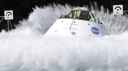 NASA, NASA Orion spacecraft, NASA Orion spacecraft splashdown, NASA Orion spacecraft splashdown end, space, human space exploration, science, tech news, technology