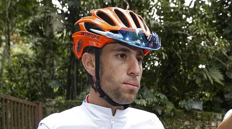 Vincenzo Nibali, Nibali, Nibali crash, road cycling, cycling Rio olympics, nibali injuries, cycling olympics, rio 2016 olympics, olympics, olympics news, sports news