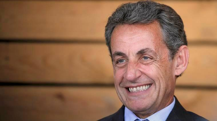 Nicolas Sarkozy, Sarkozy, France, France's Nicolas Sarkozy, France former president Nicolas Sarkozy, France military, French government, Francois Hollande, Hollande, French president Francois Hollande, france presidential election 2017, France elections, France polls, France news, world news, indian express news