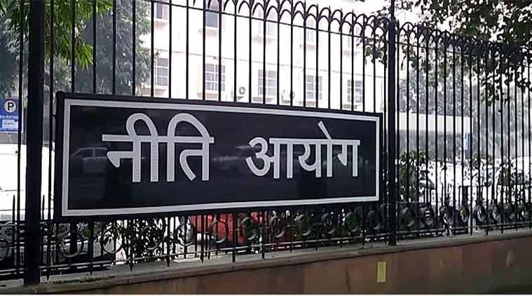 niti aayog, planning commission, niti aayog functions, functions of niti aayog, india news, indian express,
