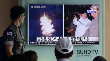 North Korea, north korea missile, missile, ballistic missile, korea, north korea ballistic missile, north korea news, world news