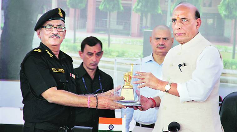 NSG, National Security Guard, NSG director RC Tayal, RC Tayal, Tayal, DRDO, Rajnath Singh, Home minister Rajnath SIngh, NSG Bomb,, World War II, World War II shell, IED, india news