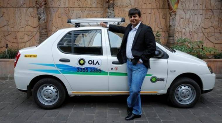 Ola Ties Up With Bmw Expands On Demand Luxury Ride Service