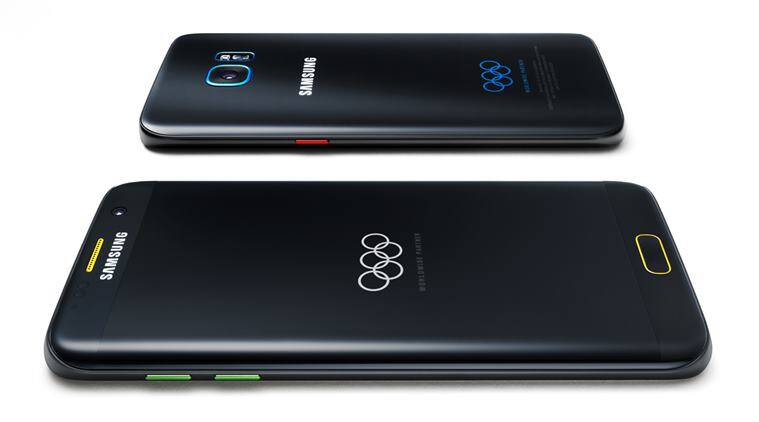 Rio 2016 Olympics, Rio Olympics 2016, Rio Olympics, Olympics 2016, Rio 2016, Visa Payment Rings, Samsung's special edition galaxy, Olympics, sports news, sports