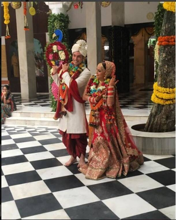 Shweta Pandit Singer Wedding Images