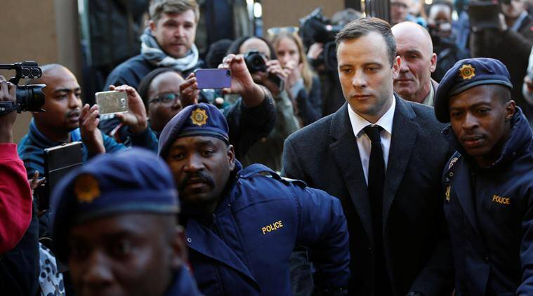Oscar Pistorius, Oscar Pistorius trial, Oscar Pistorius sentence, Oscar Pistorius jail, Oscar Pistorius suicide attempt, Oscar Pistorius Reeva Steenkamp, Reeva Steenkamp, Oscar Pistorius Paralympics, South Africa