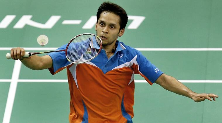 Image result for p kashyap badminton