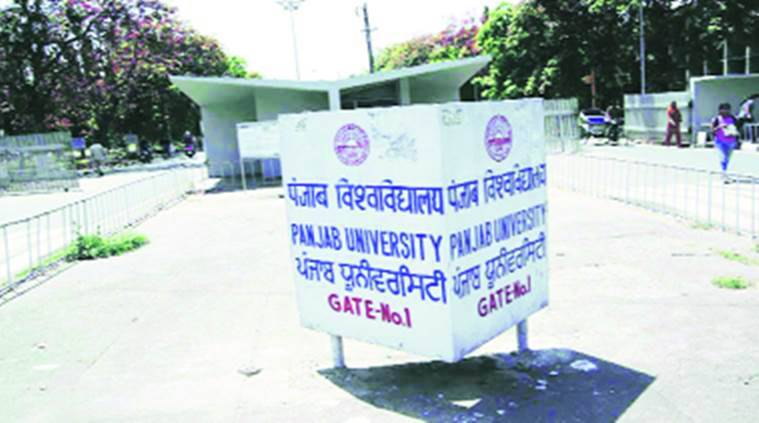 panjab university, panjab university financial problems, panjab university elections, central university status, PU news, PU financial problems, arun kumar grover, indian express news, chandigarh news