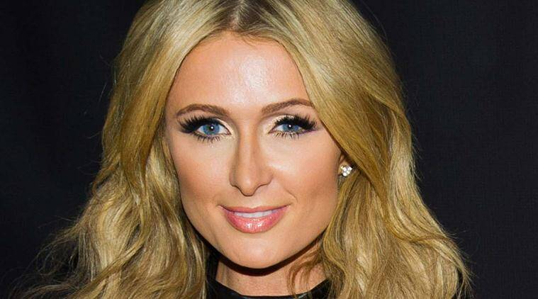 Celebrity heiress Paris Hilton is 35. (Associated Press: Charles Sykes)