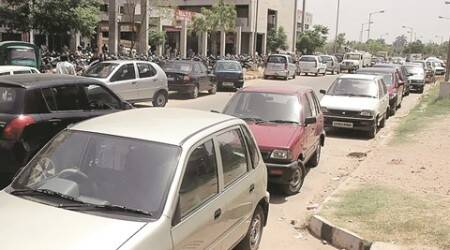 Chandigarh Municipal Corporation, Chalan for parking in Chandigarh, Congress chief Pardeep Chhabra, Chandigarh news, Latest news, India news