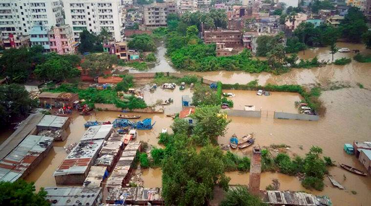 floods in india, india floods, bihar floods, up floods, floods up, rajasthan floods, india monsoon, india monsoon rains, rajnath singh, rajnath singh floods, india news, latest news