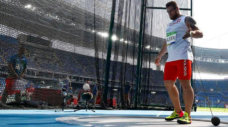 Pawel Fajdek , Pawel Fajdek Poland, Pawel Fajdek hammer thrower, Rio 2016 Olympics, Rio Games, Sports news, Sports