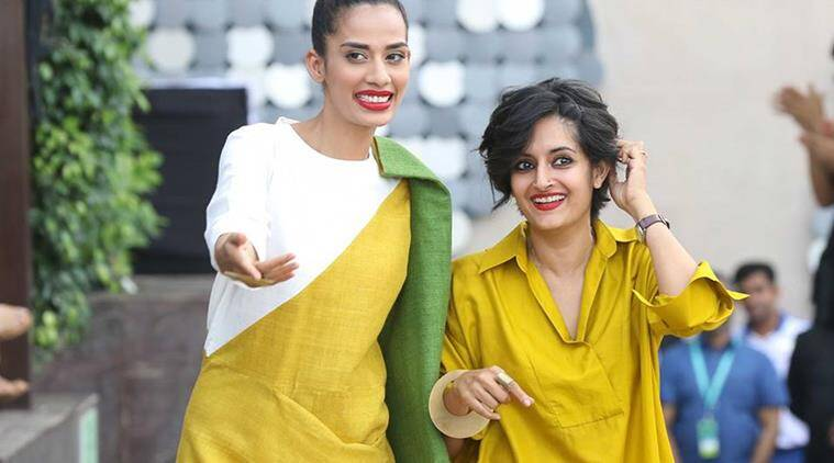 Payal Khandwala wants to give her customers an option that is different from this sea of sameness. (Source: Facebook/Lakme Fashion Week)