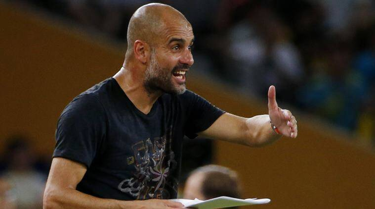 Manchester City, Man city, city, Pep Guardiola, Guardiola, manchester city coach Pep Guardiola, Football news