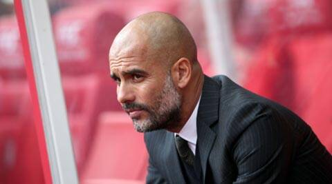 Pep Guardiola returns to Barcelona with Manchester City in  Champions League