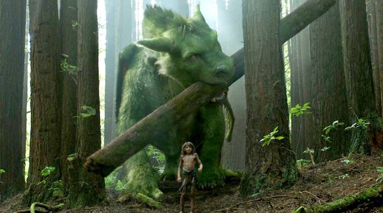 Pete's Dragon movie review, Pete's Dragon review, Pete's Dragon film review, Pete's Dragon, Petes Dragon review, Petes Dragon movie review, Pete's Dragon animated movie, Hollywood review, movie review, Pete's Dragon hollywood review, entertainment