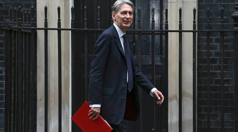 Brexit, EU referendum, UK, British economy, economic consequences of EU, Philip Hammond, Hammond, UK news, world news, latest news, Indian express