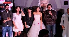 Amitabh Bachchan, Tapsee Pannu Talk About Their Characters In Shoojit Sircar'sPink