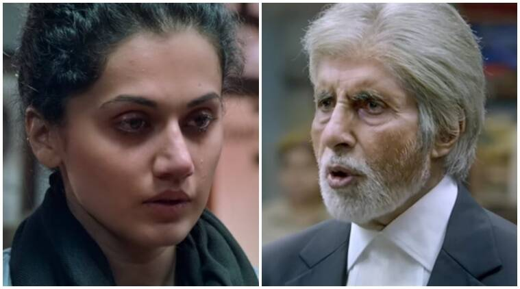 Pink celeb movie review, Amitabh Bachchan, Amitabh Bachchan film, Amitabh Bachchan pink, pink, Pink movie review, Taapsee Pannu
